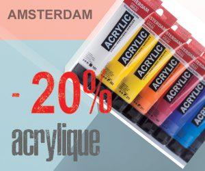 Acrylique Expert Serie Amsterdam