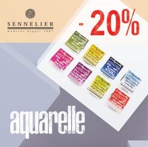 Aquarelle Sennelier