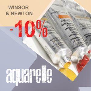 Aquarelle Winsor & Newton