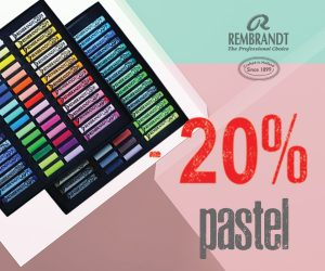 Pastel Extra fin Rembrandt