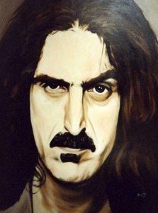 Portrait Zappa